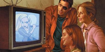 Serial TV - Fumetti - Animazione: Buffy