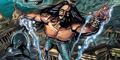 Fumetti: Poseidon by Renato Stevanato
