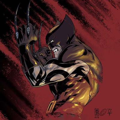 Dark Wolverine by Giuseppe Camuncoli