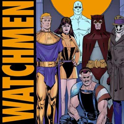 Fumetti: Watchmen