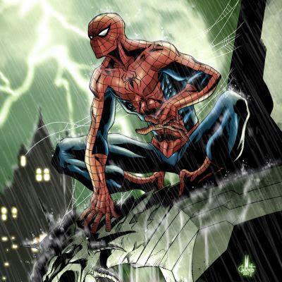 Spider-Man by Marco Checchetto