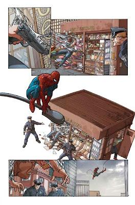 Spider-Man by Mario Alberti