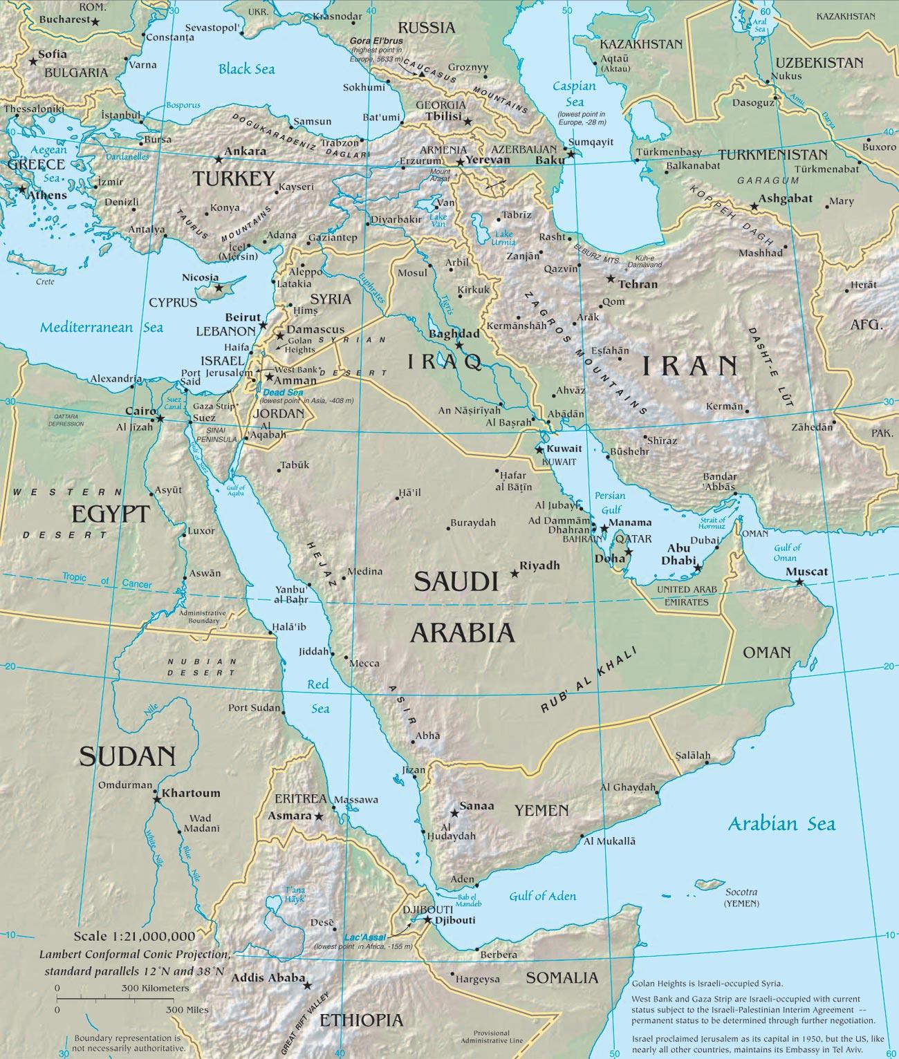 Irã diz que Golfo Pérsico está no alcance de seus mísseis