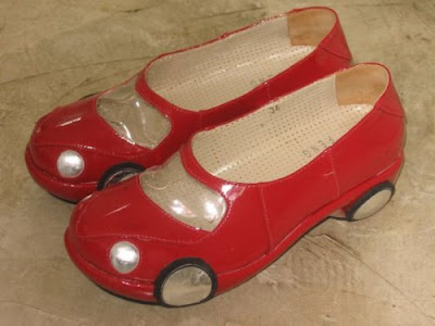 Hot Wheels Shoes