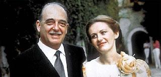 Carlo Alberto Dalla Chiesa ed Emanuela Setti Carraro