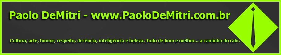 Mágico Paolo DeMitri - o segundo melhor Mágico do mundo