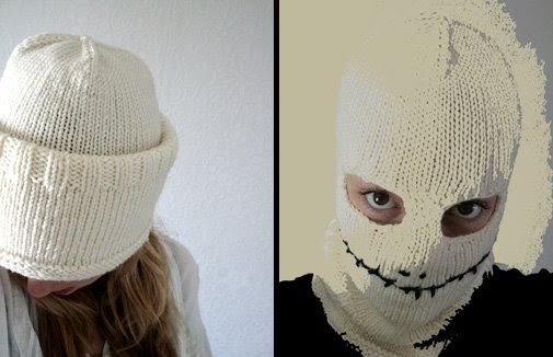 Skiface Mask Pattern General Knitting KnittingHelp Forum Community Best Balaclava Knitting Pattern