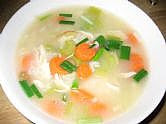 Healthy Chicken Rice Soup Recipe