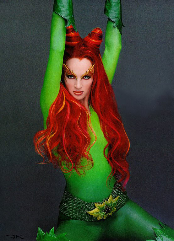 poison ivy villain images. poison ivy batman arkham