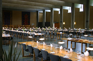 St. Catz dining hall