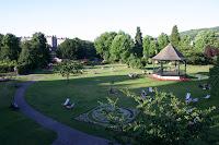 Parade Gardens in Bath