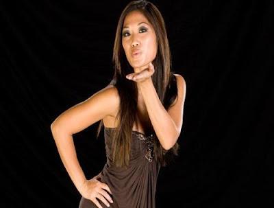 WWE Diva Lena Yada hot photo