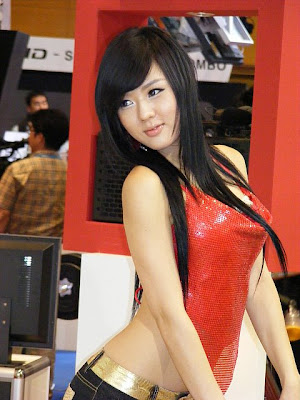 Hwang Mi Hee sexy picture