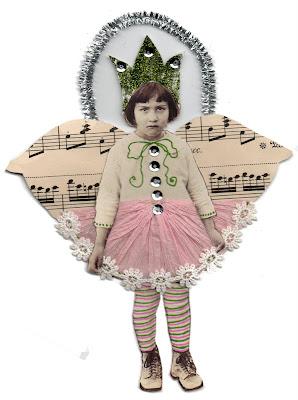 Vintage+fairy+images