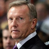 San Jose Sharks Head Coach, Ron Wilson