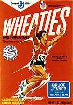 Bruce Jenner, 1976 Olympic Champion