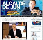 Pincha en la imagen para ver el blog de opinión personal del Alcalde de Jun