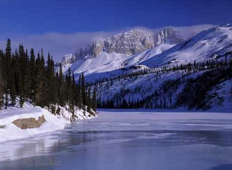 Province Of Manitoba Saskatchewan And Alberta Spread Toward The Rocky Mountains That Will Turn Into Snow Paradise In Winter Because Its Beauty