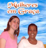 Evangelista Cristiane Torquato e Diaconisa Maria José
