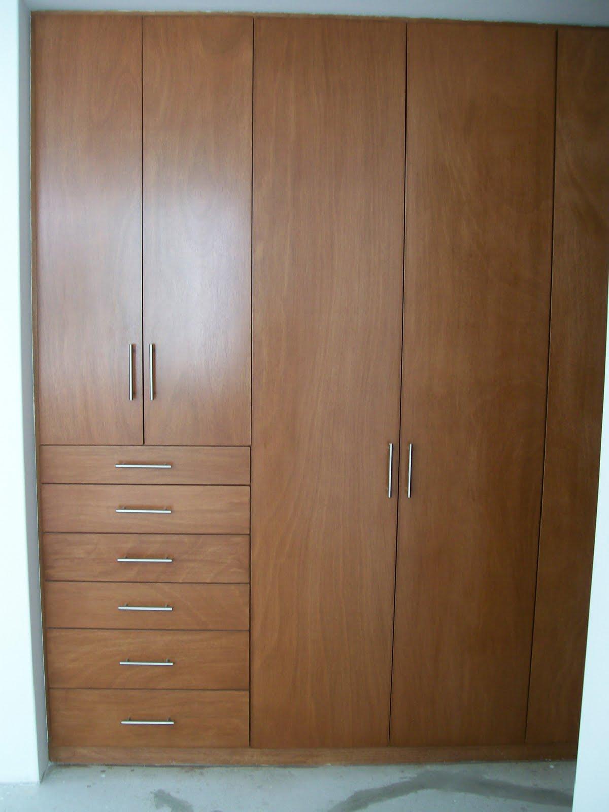 Dise o de closet imagui for Diseno zapateras para closet