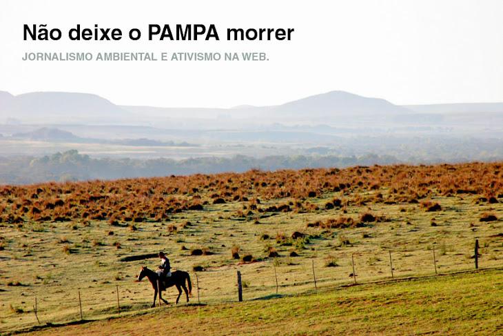 Salve o Pampa | Cristiano Muniz | Jornalismo, ativismo e resistência na web
