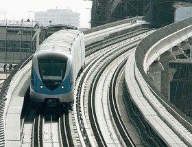 Dubai Metro finishes tunnelling work