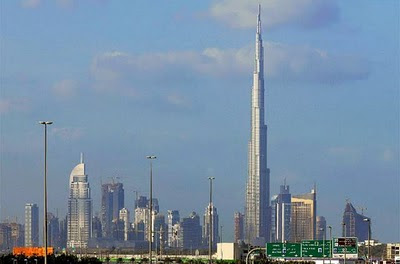 Iconic architecture in the UAE