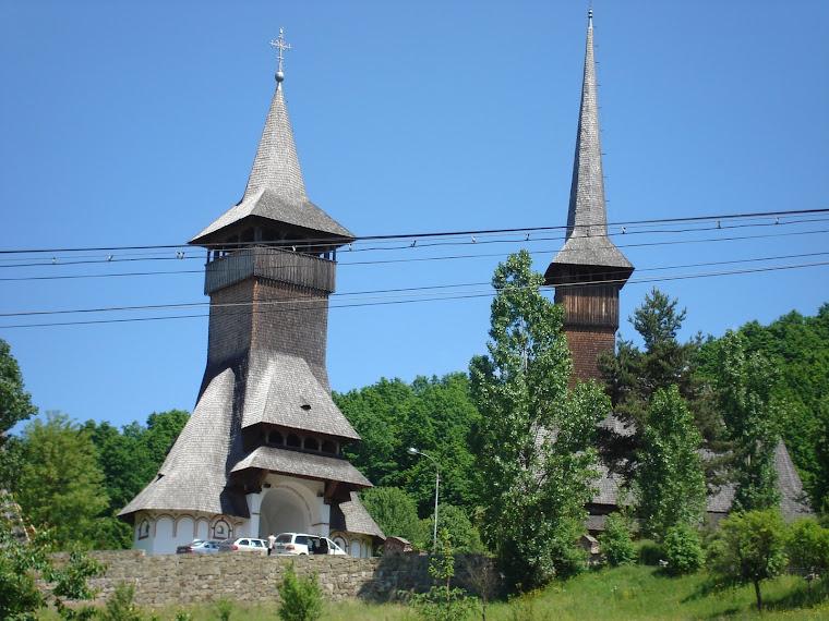 biserica de lemn - monument UNESCO