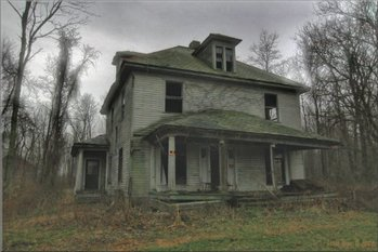 Adventures of the Cautionary Tale: another freakin' haunted house
