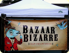 Bazaar Bizarre by Paper Pasteries