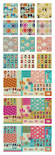 Melody Miller {fabrics}