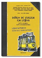 Diário de viagem em Lisboa. Sete colinas, sete desenhadores.