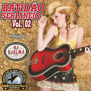 Dj Djalma - Batid�o Sertanejo Vol.2