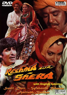 Reshma Aur Shera 1971 Hindi Movie Watch Online
