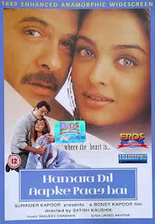 Hamara Dil Aapke Paas Hai 2000 Hindi Movie Watch Online