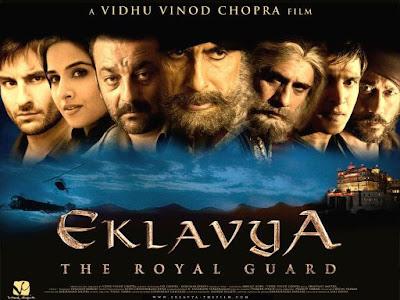 Eklavya - The Royal Guard (2007) - Hindi Movie