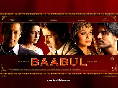 Baabul 2006 Hindi Movie Watch Online