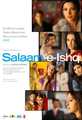 Salaam-E-Ishq (2007) - Hindi Movie
