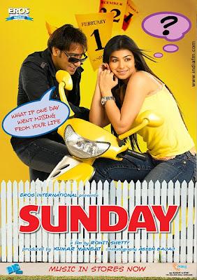 Sunday (2008) - Hindi Movie