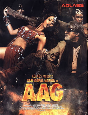 Ram Gopal Varma Ki Aag (2007) - Hindi Movie