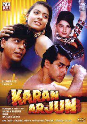 Karan Arjun (1995) - Hindi Movie