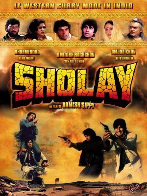 Sholay (1975) - Hindi Movie