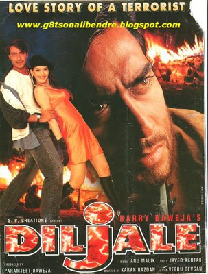 Diljale (1996) - Hindi Movie