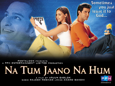 Na Tum Jaano Na Hum (2002) - Hindi Movie