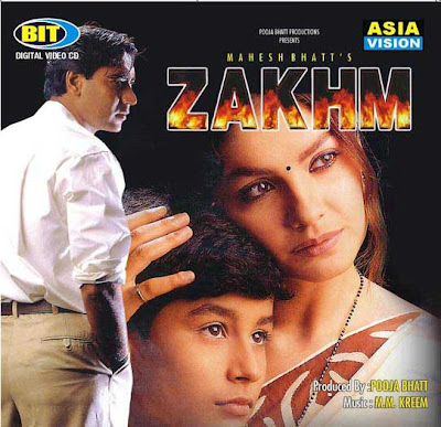 Zakhm 1998 Hindi Movie Watch Online