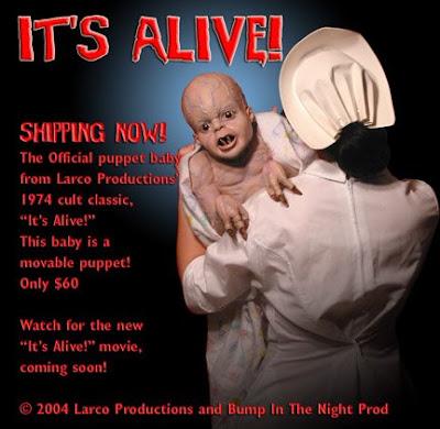 It's Alive movie