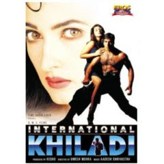 International Khiladi (1999) Hindi Movie Watch Online