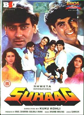 Suhaag 1994 Hindi Movie Watch Online