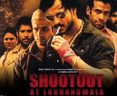 Shootout at Lokhandwala (2007 - movie_langauge) - Sanjay Dutt, Amitabh Bachchan, Arbaaz Khan, Sunil Shetty, Vivek Oberoi, Tusshar Kapoor, Neha Dhupia, Diya Mirza, Rohit Roy, Aarti Chhabria