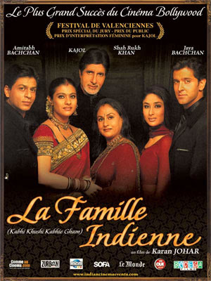 Kabhi Khushi Kabhie Gham 2001 Hindi Movie Download